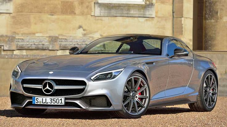 Mercedes AMG GT 2014 preview