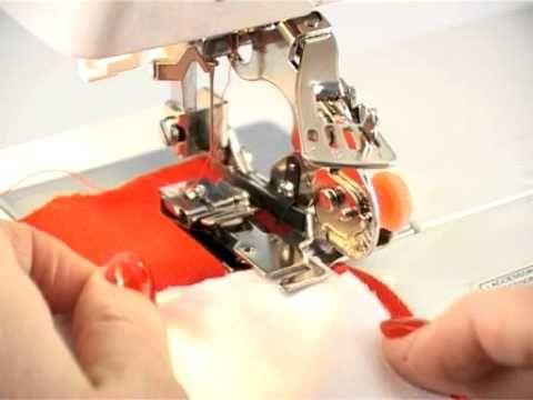 Accesorio para bordar con maquina de coser - YouTube