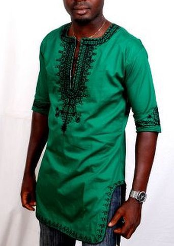 African Attire Casual Shirt