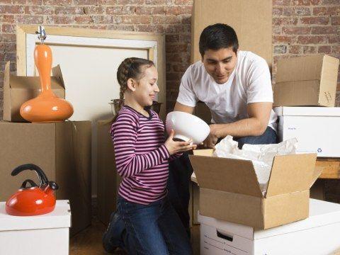 Casa cu copii: idei de organizare care te vor salva