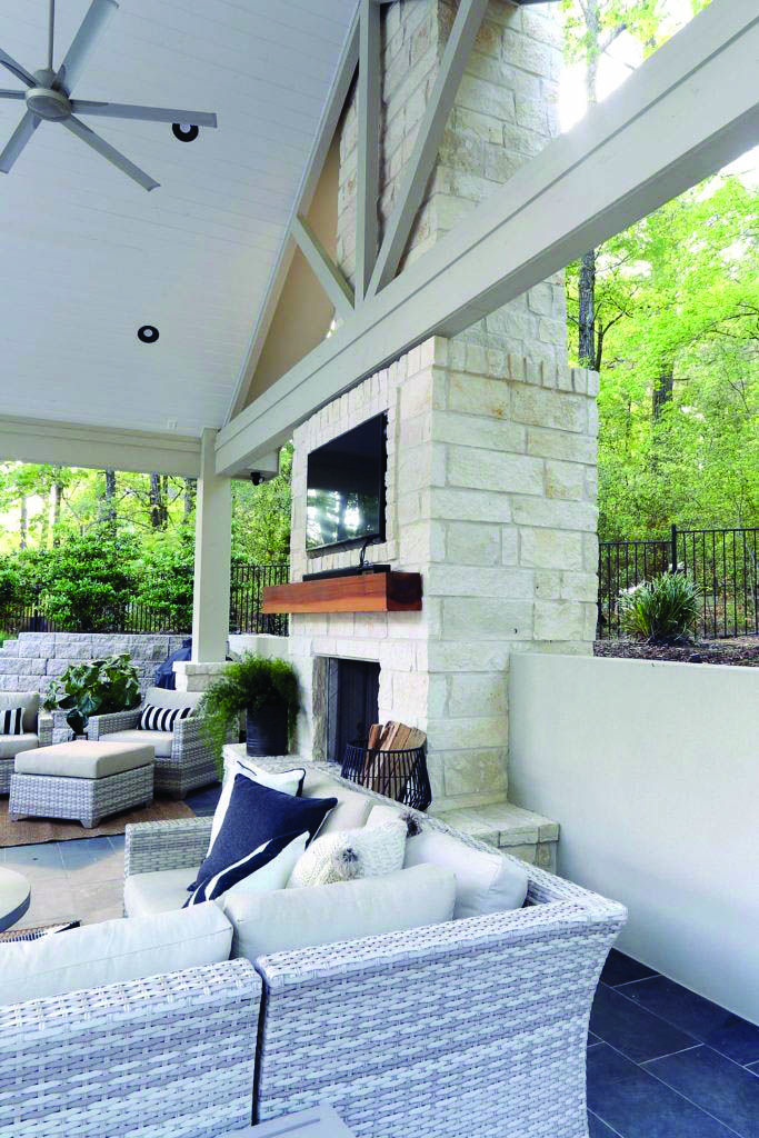 Fire Place Design Concepts For An Elegant Exterior Space Homes Tre Outdoor Fireplace Designs Outdoor Living Rooms Outdoor Living Space Design