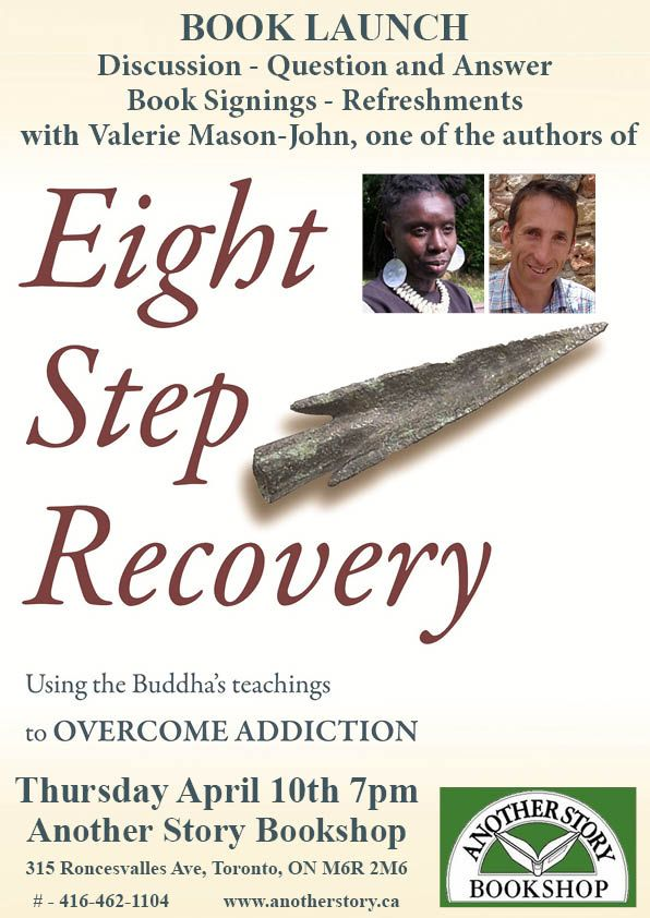 Eight Step Recovery, from all addictions including our stinking thinking