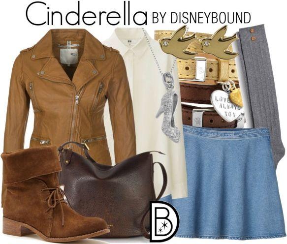 Disney Bound - Cinderella (Into The Woods)