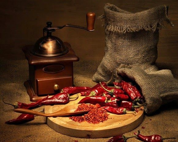 Przyprawy - Blog o przyprawach, ziołach, zdrowym odżywianiu i gotowaniu : Chili.