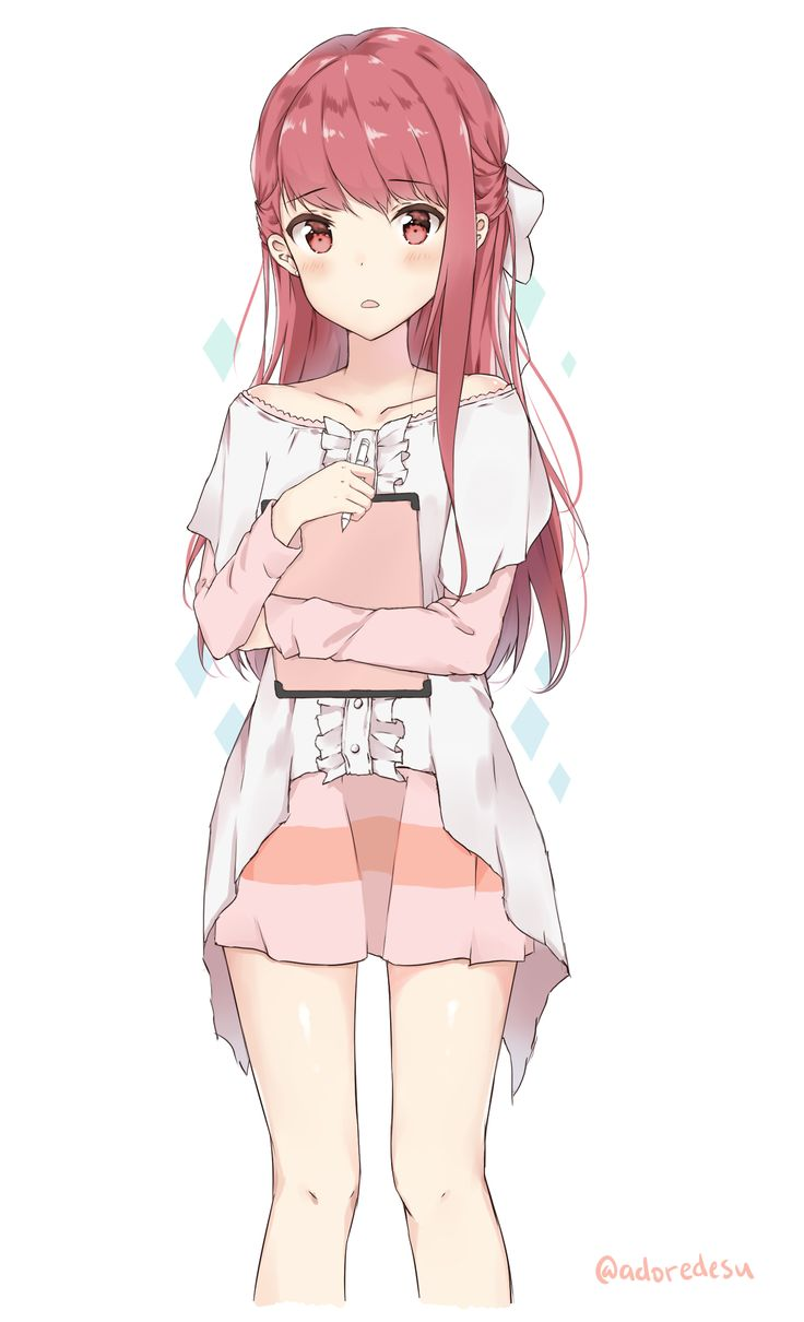 This is me. I love pink and im kinda girly on the outside but that's not my personally! I love video games, am a tomboy, I love love, am SUPER overprotective of my freinds, and I'm an anime (but cute) nerd!