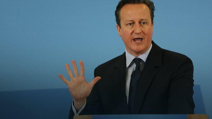 """""""David Cameron: Wielka Brytania pomoże w szkoleniu wojsk ukraińskich"""" - co tak szybko?????? Nie zmienia to faktu, że w końcu jeden się odważył."""