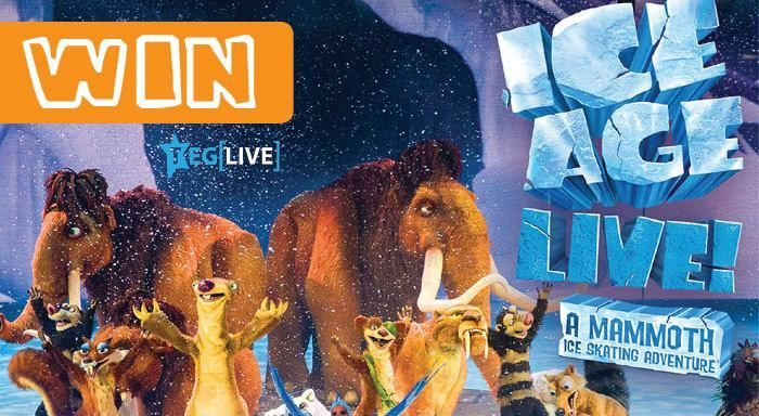 Enter below for your chance to score tickets to Ice Age Live! shows running in Brisbane, Sydney, Melbourne, Perth and Newcastle  In total we are giving away 5 x VIP Family Passes (over $600 each) which …