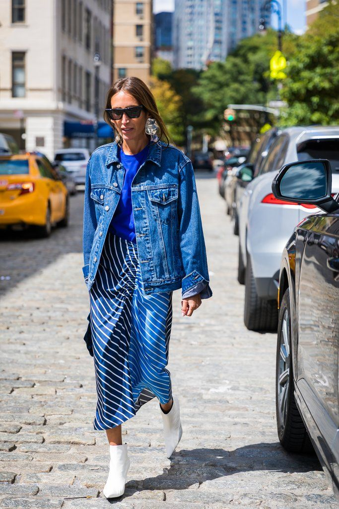 The Boot Everyone Will Be Wearing This Fall Is All Over Fashion Week Now