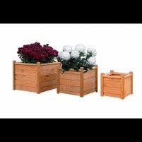 květináč KOSTKA - 50x50cm