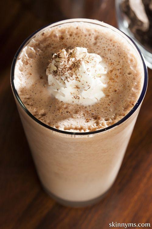 chocolate #shake #recipe Almond Milk, Shake Recipes, Shakes Recipe ...