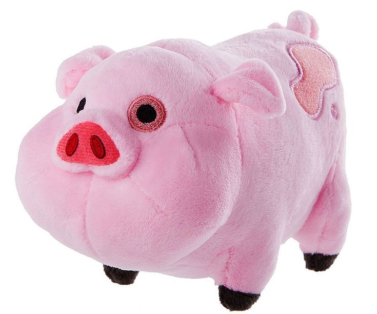 Waddles Plush Doll Disney Gravity Falls Jazwares WADDLES<3. I NEED THIS IN MY LIFE!!!