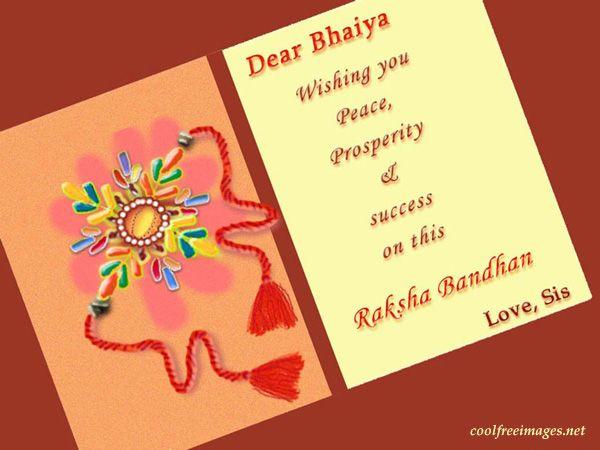 Happy Raksha Bandhan Wishes and Quotes For Siblings - Festchacha  #happyrakshabandhan #rakshabandhan #rakhi