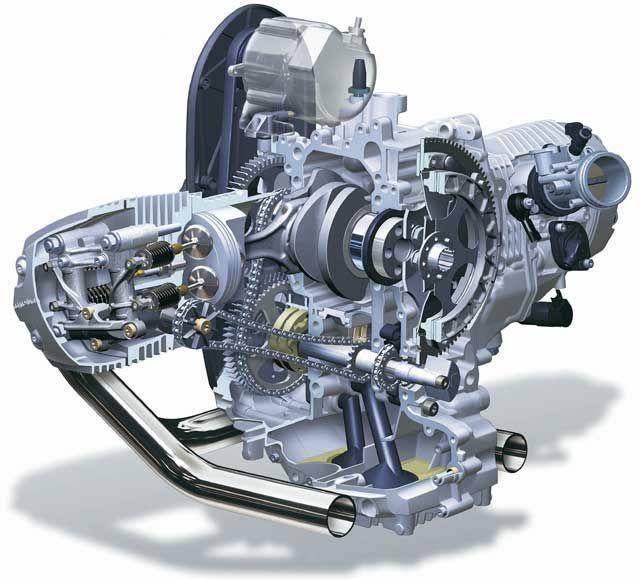 moteur BMW 1200 GS