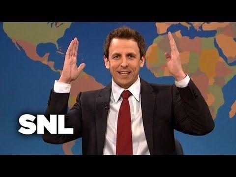Weekend Update: Really? Arnold Schwarzenegger - Saturday Night Live - YouTube