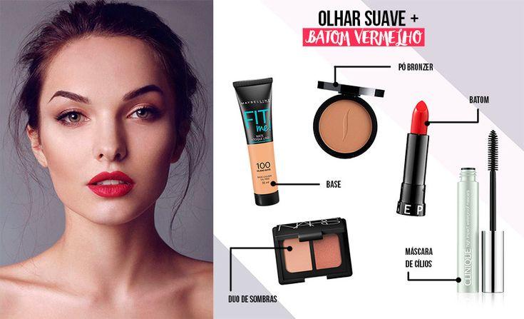Produtos práticos para a maquiagem de todo dia