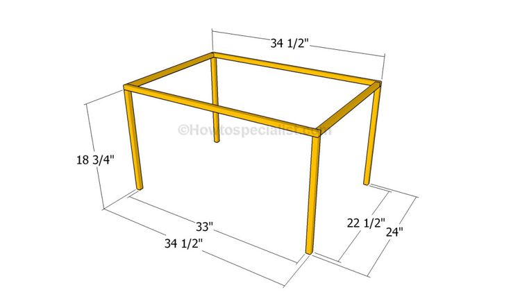 How to build a rabbit hutch step by step howtospecialist for How to build a rabbit hutch plans
