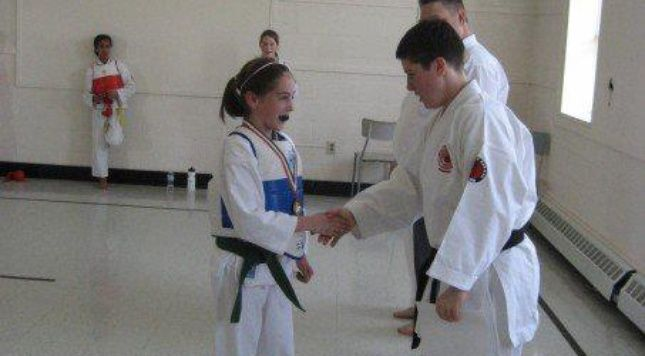 Established in 1969, the Atlantic Karate Club teaches traditional karate in a safe and fun atmosphere for all ages.