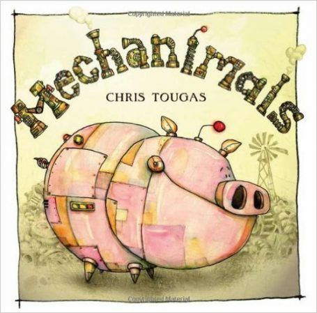 A fun book about a farmer and his farm full of mechanimals that all have super powers that are able to help around the farm and in life. Brainstorm topics include engineering, functionality, creativity, and design.