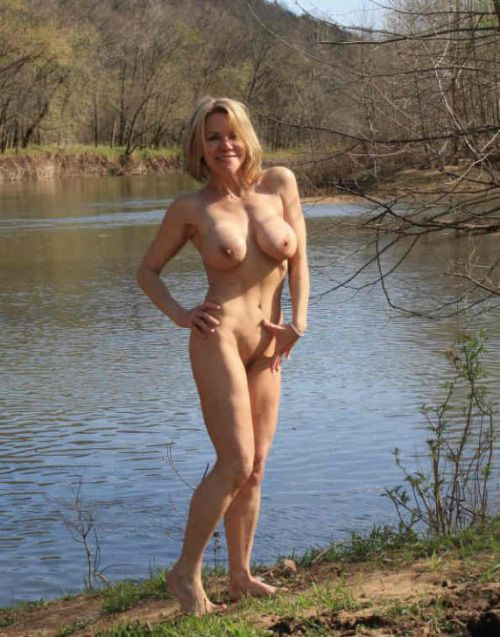 Outdoor naked older women special