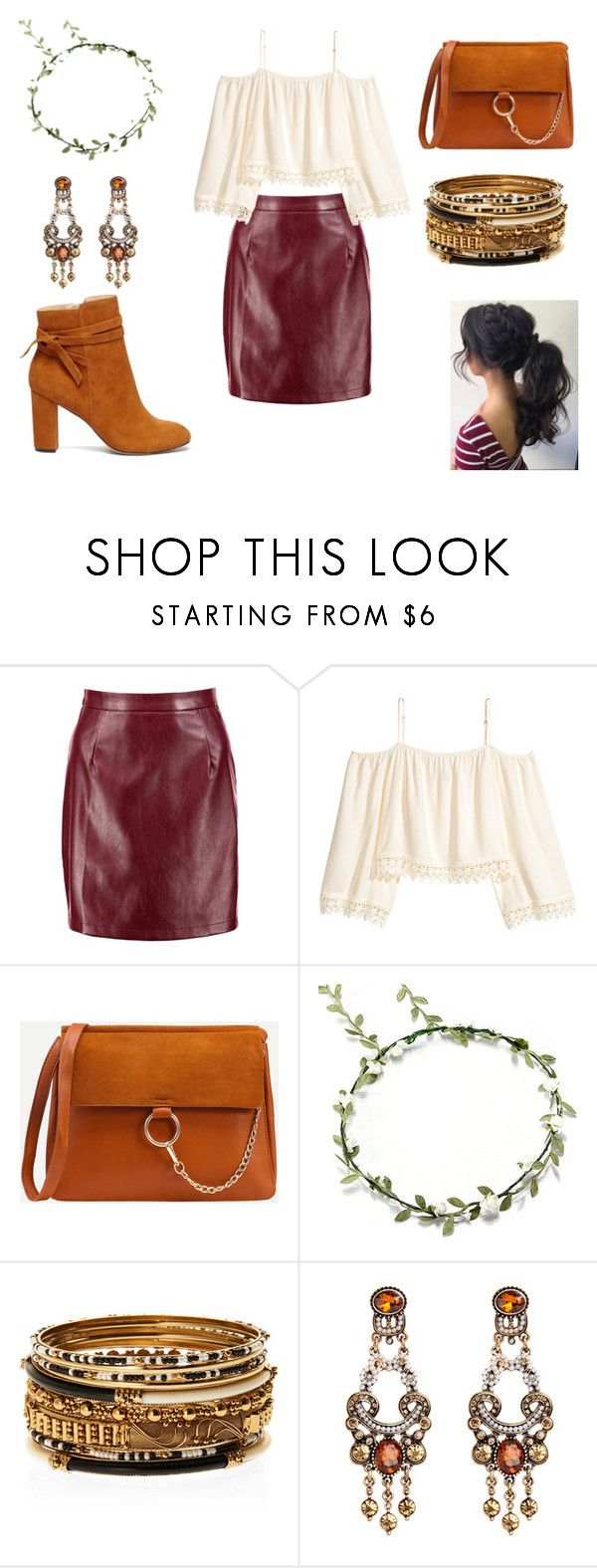 """Aoife"" by anna-lena-13 on Polyvore featuring Mode, Boohoo, H&M, Amrita Singh und Sole Society"
