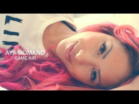 AYA Romano SAME AIR - Official Music Video - EDM