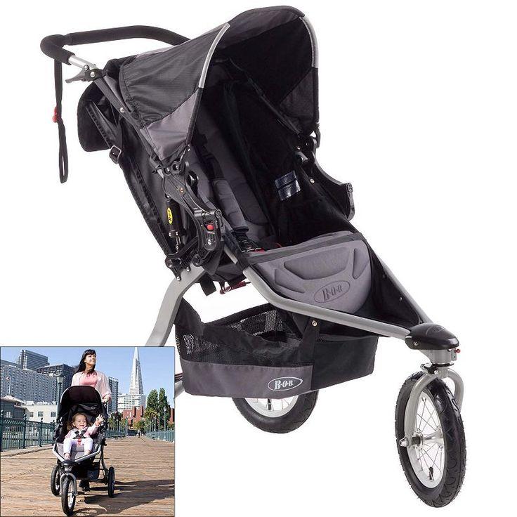 BOB Revolution CE City Stroller, Grey