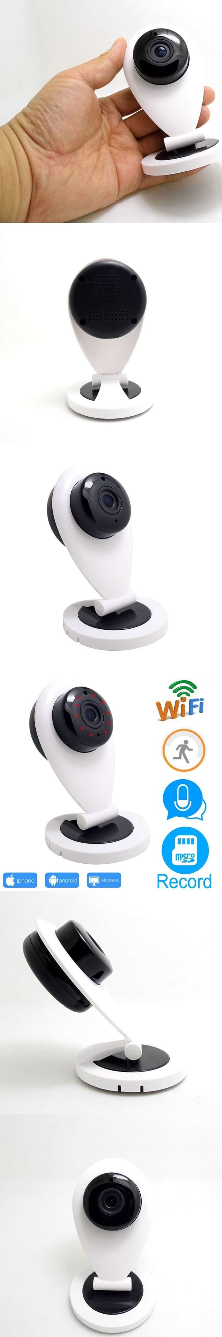 ip camera wifi security outdoor wi-fi mini ipcam wireless home Surveillance system infrared cctv kamera night vision cam 720p hd