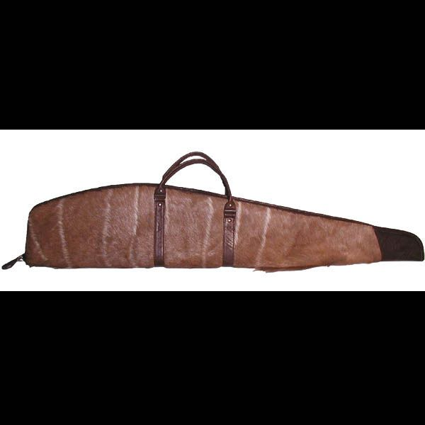 Greater Kudu Skin Rifle Bag  #greaterkuduskinriflebag
