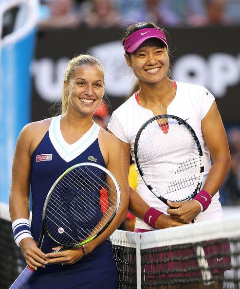Li Na - 2014 Australian Open - Day 13
