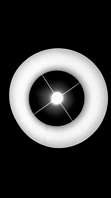 B&W - abstract light
