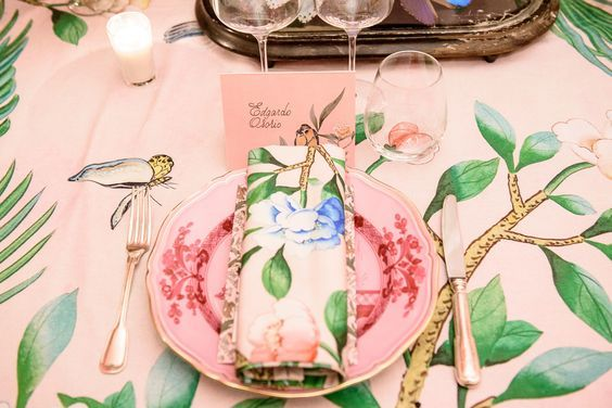 The Perfect Table Setting