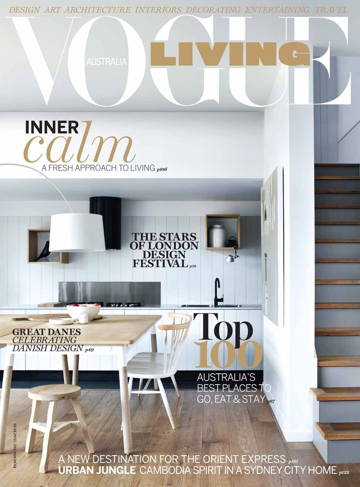 vogue living novdec 2013 - Vogue Decor Magazine