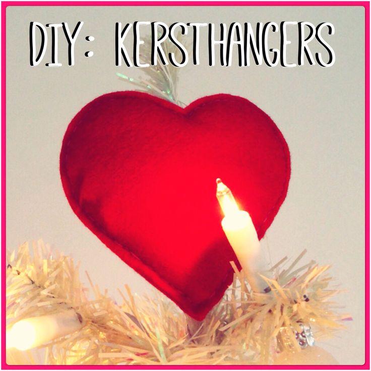 Kerstversiering DIY: heel veel kindvriendelijke kersthangers om zelf te maken
