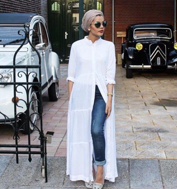 cool Hijabi fashion turban Muslim inspiration...