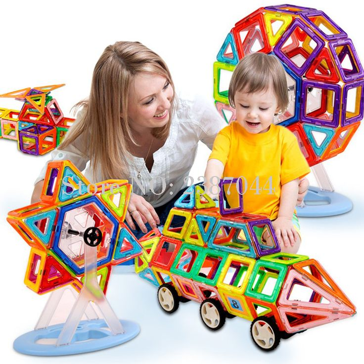 ==>>Big Save on190PCS Magnetic Designer Block Toy Mini Model