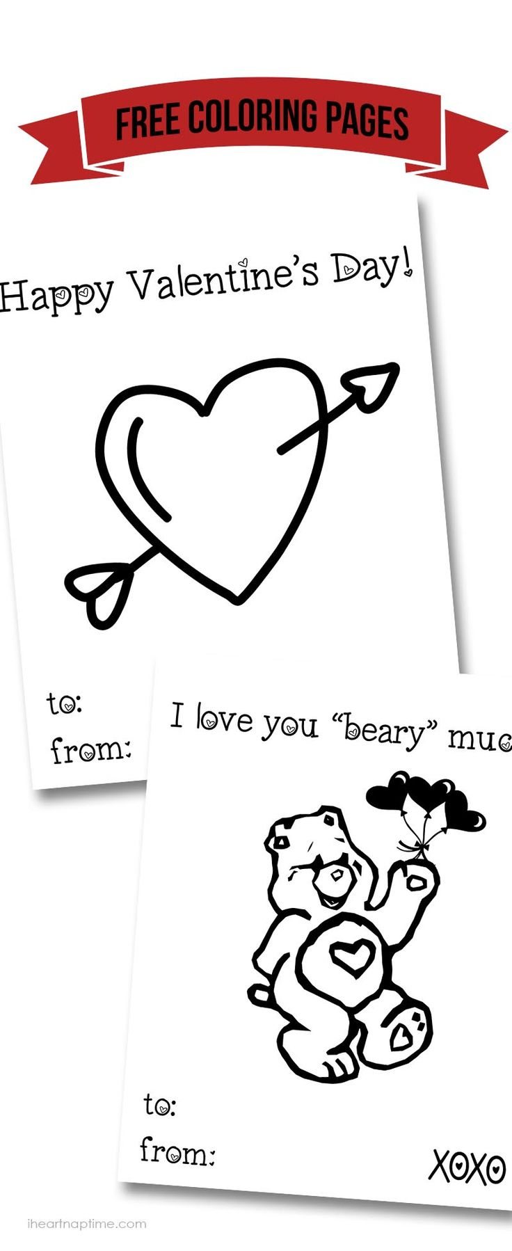 1000 Images About Valentines Day Printables On Pinterest