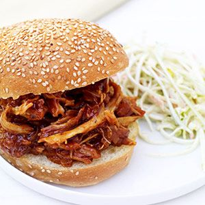 Carolina Shredded Chicken: Will this BBQ be your favorite? You better try it and see! #recipes: Grilling Recipes, Recipes Chicken, Bbq Recipes, Bbq Chicken, Chicken Food, Carolina Shredded, Carolina Chicken, Grilled Recipes, Shredded Chicken Recipes