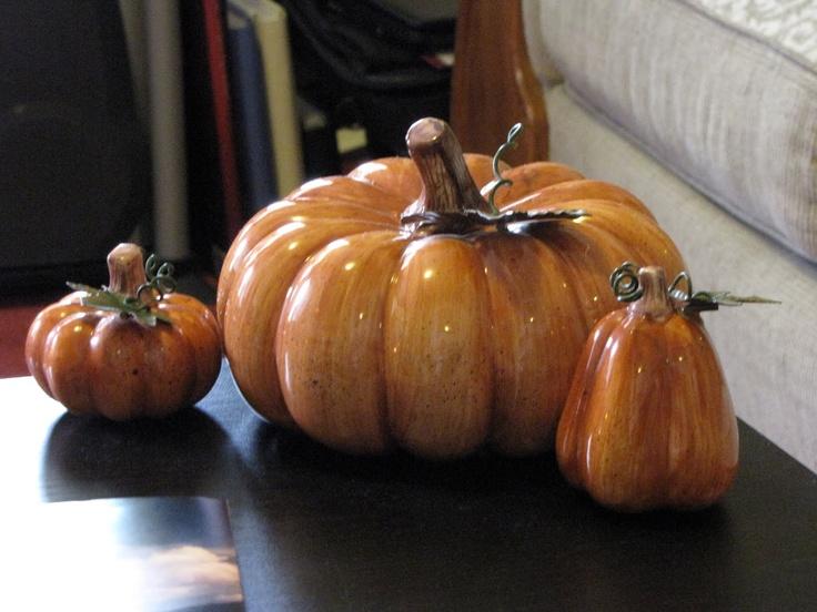 Images about pottery pumpkins on pinterest orange