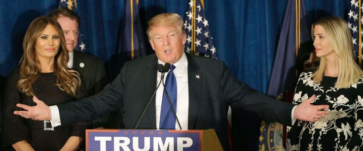 Donald Trump Decries Outsourcing but Much of Family Brand Is Manufactured Abroad