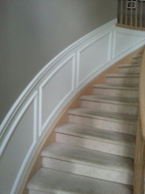 86 best images about wainscoting on pinterest columns for Examples of wainscoting