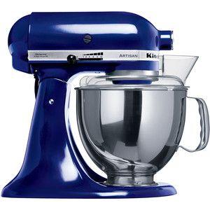 KitchenAid Cobalt Blue Artisan 4.8L Stand Mixer