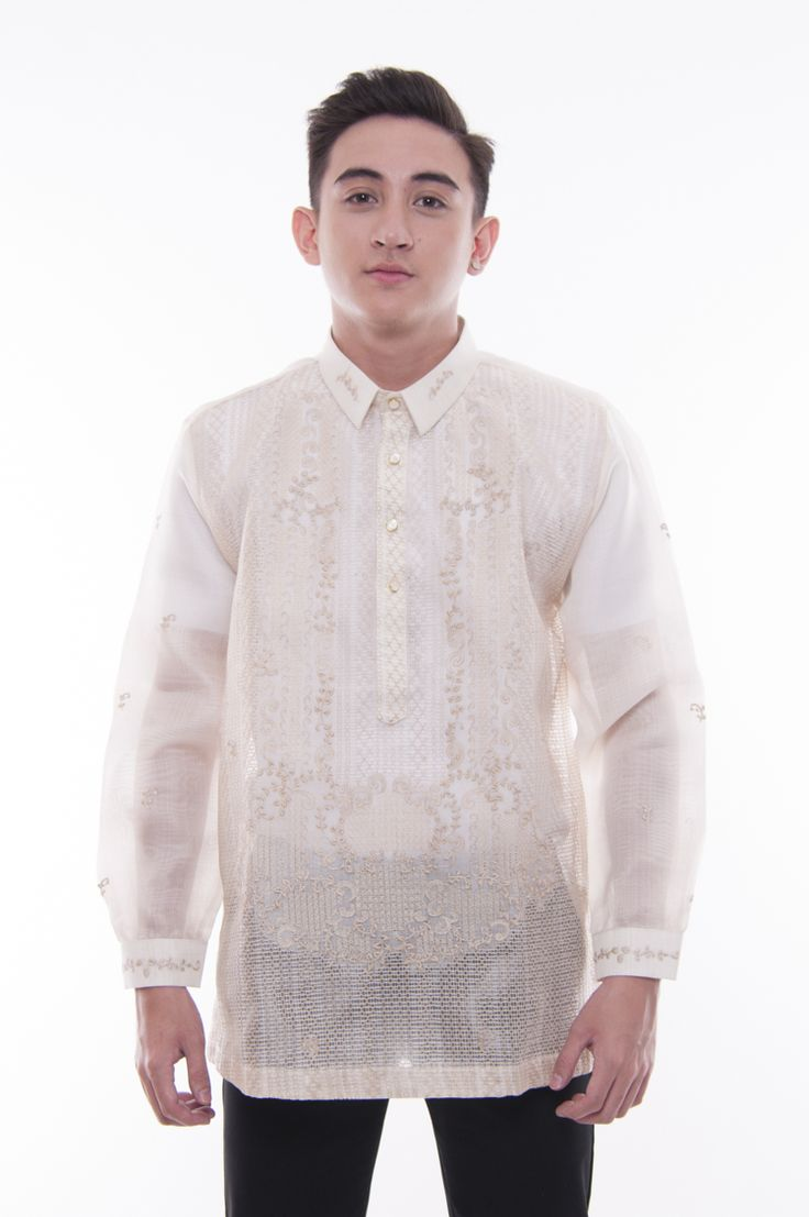 when i see a barong barong Find this pin and more on filipiniana - barong for men by blang459 barong tagalog see more  #barongsrus #barong see more.