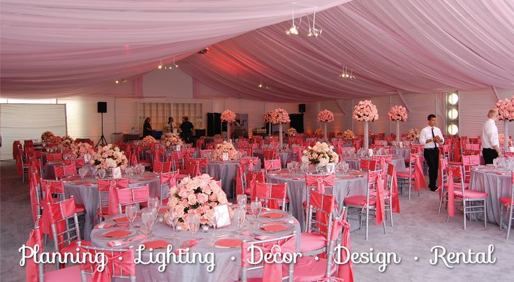 Event design and rental serving clients in the greater Detroit metropolitan area. For private and public events