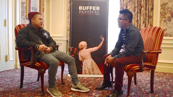 BUFFER FESTIVAL 2017 Youtube CREATOR INTERVIEWS #BufferFestival #youtuber #youtube #youtubecreators #bufferfestival #film #comedian #