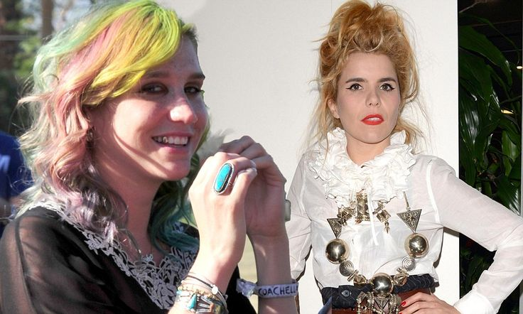 Paloma Faith and Kesha are surprise rivals for X Factor role. OHHHH!
