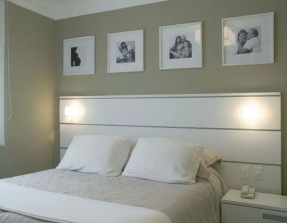 - Escolha a cabeceira para a sua cama que combine mais com você