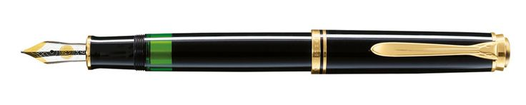 Pelikan Souverän Fountain Pen M 600 black - Pelikan