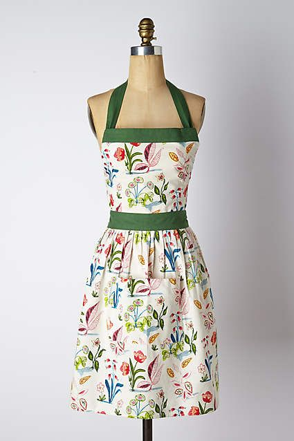 Villa Apron - anthropologie.com #anthroregistry