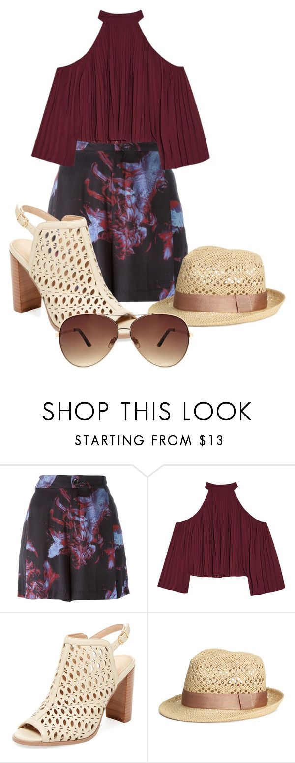 """Untitled #306"" by lovesgood ❤ liked on Polyvore featuring Diesel, W118 by Walter Baker, Renvy and Ashley Stewart"