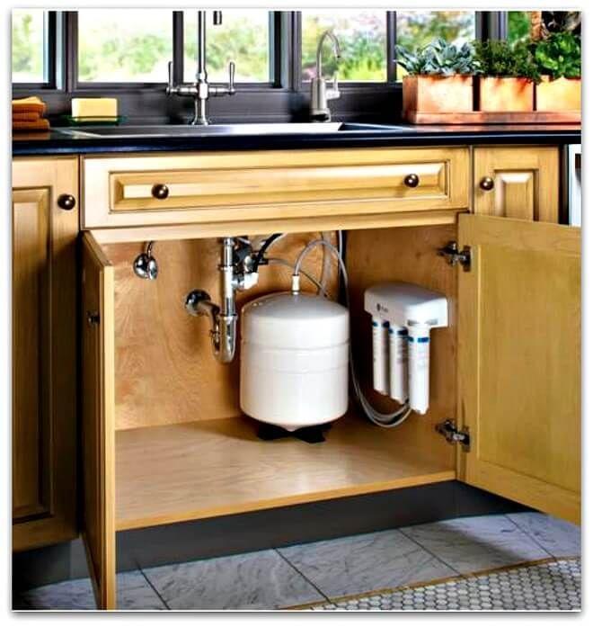 Best Under Sink Water Filter Kitchenfaucetwaterfilter Kitchen